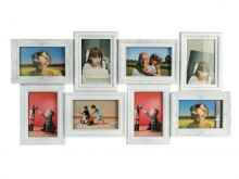 8 Photos Picture Frame