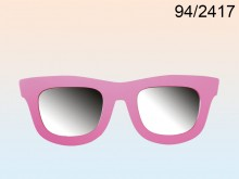Pink Sunglasses Mirror