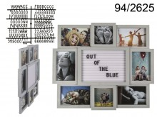 Picture Frame with Memo Board