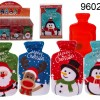 Merry Christmas Hand Warmer in Fleece Cover