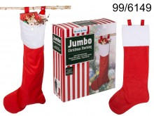 Christmas stocking for gifts XXL