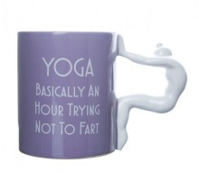 Yoga cup