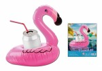 Inflatable Flamingo Beverage Holder
