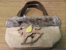 Jute Bag - Clearance Sale
