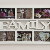 Family Picture Frame for 6 Pictures